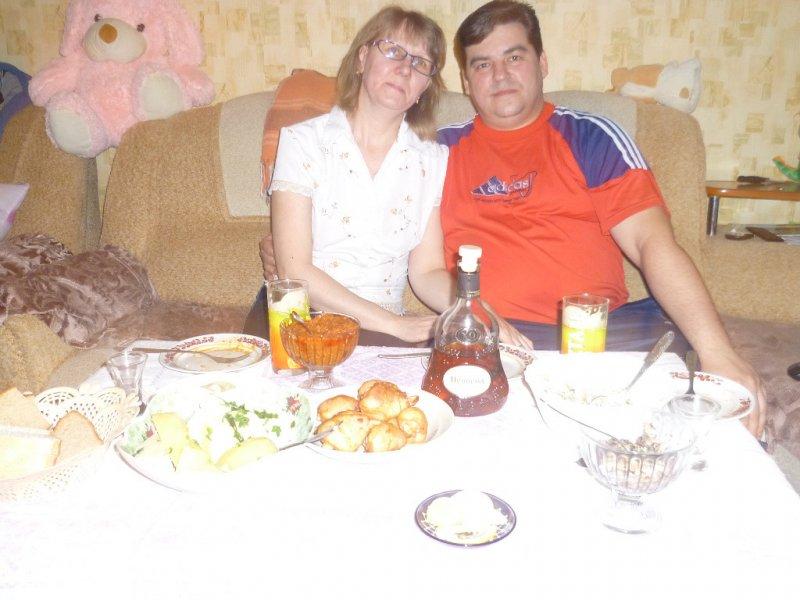 День Рождения моей жены