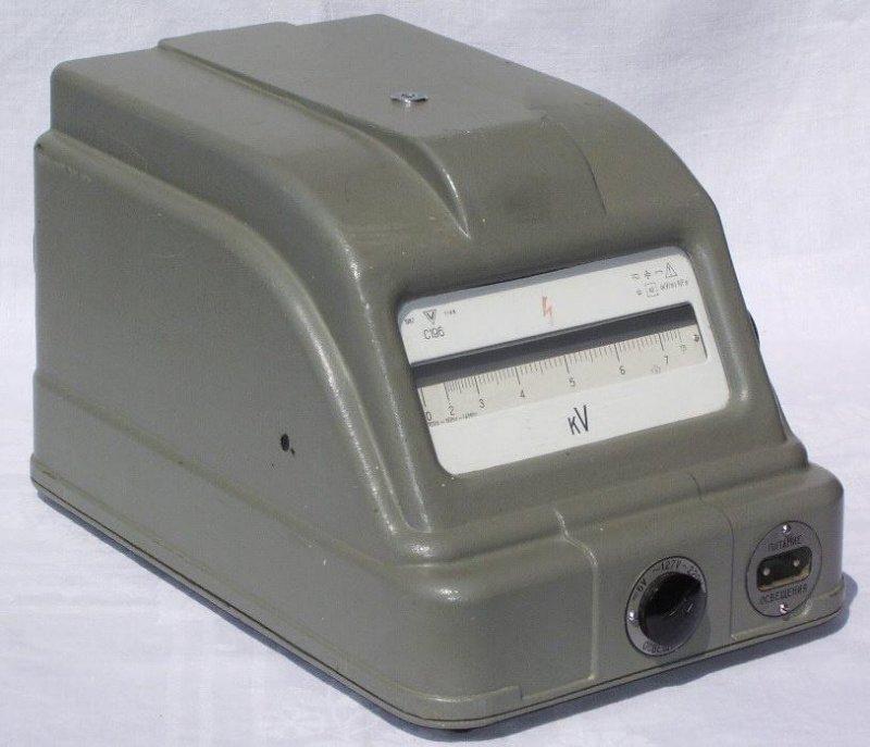 Киловольтметр С196