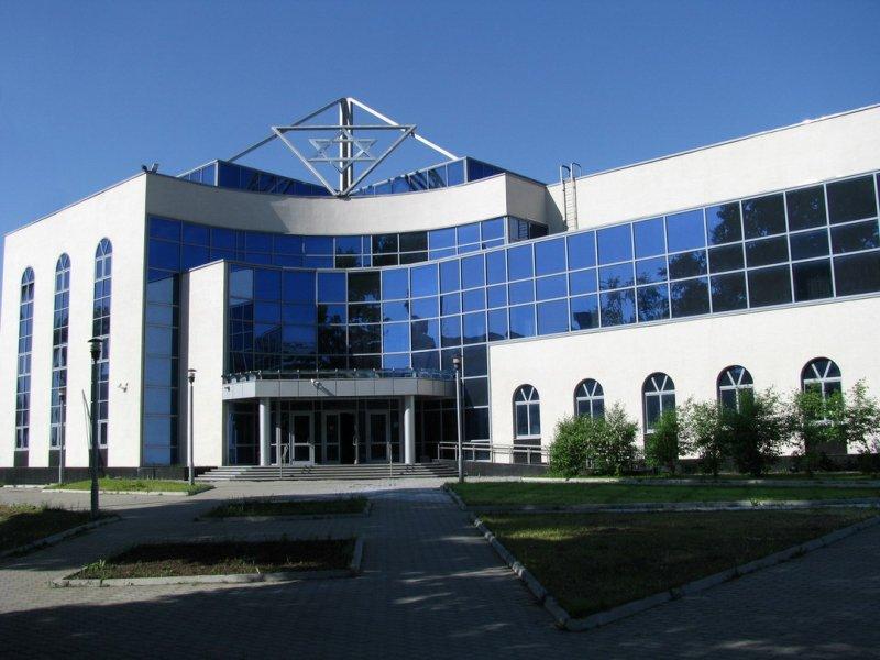 Екатеринбургская Синагога