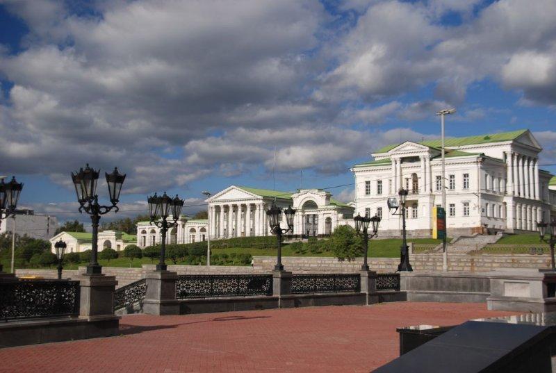 Усадьба Расторгуевых - Харитоновых