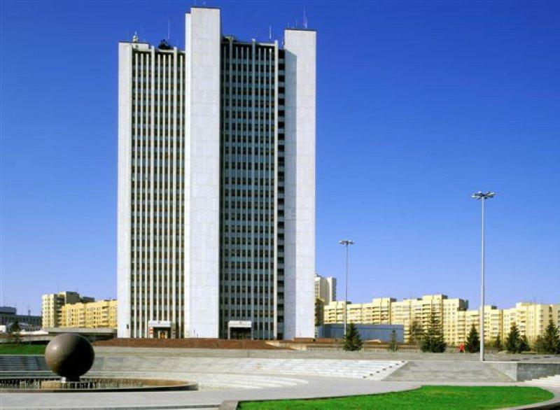 «Белый дом» здание Правительства Свердловской области