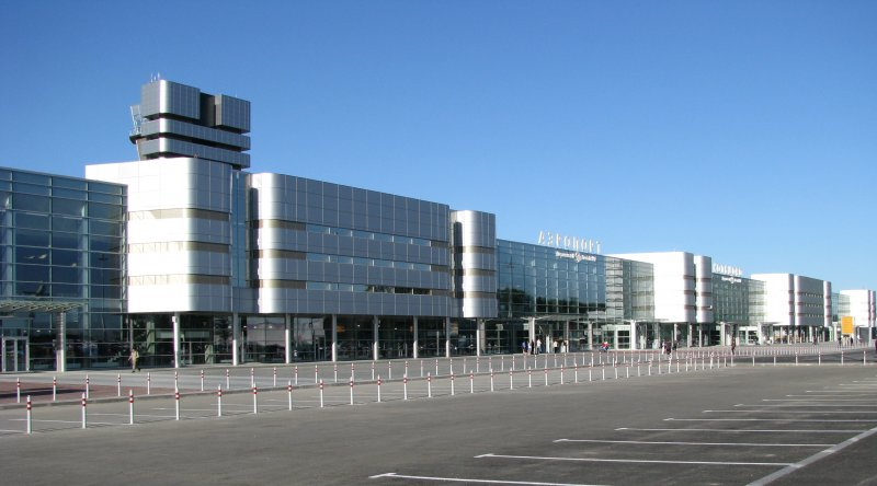 Международный аэропорт «Кольцово»