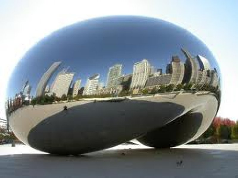 Cloud Gate, Grant Pk Chicago awesome