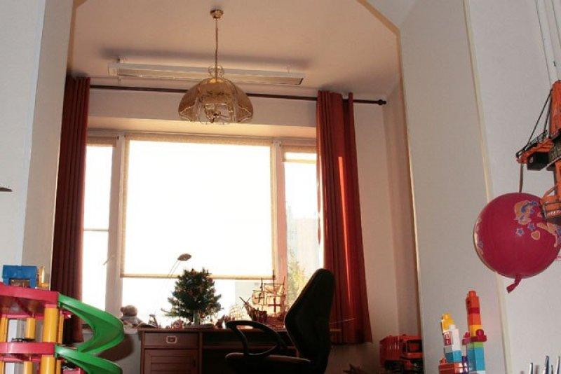 Отопление детской комнаты