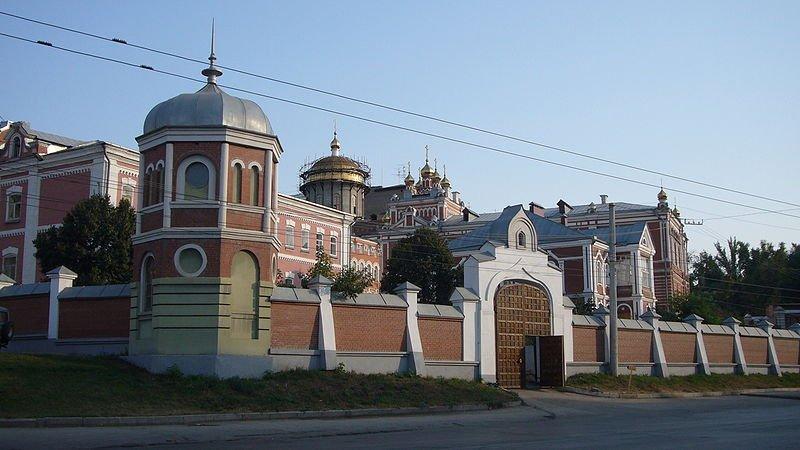 Женский монастырь просп Волжский