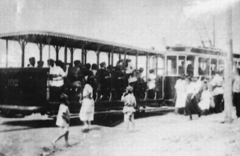 Первый Самарский трамвай 1915 год