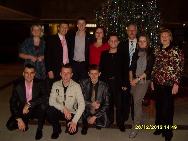 Киев 26.12.2011