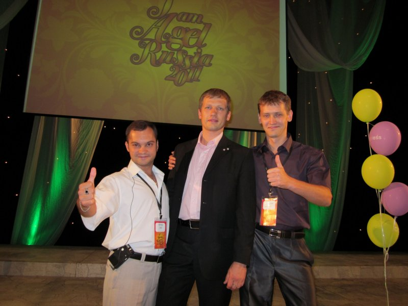 I am Agel Russia 2011