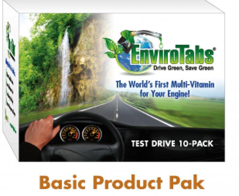 Катализатор EnviroTabs - пакет