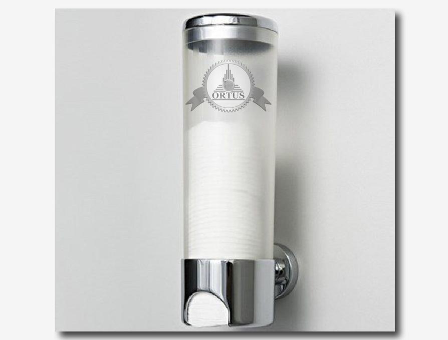 Диспенсер для ватных дисков контейнер – аксессуар для ванной комнаты