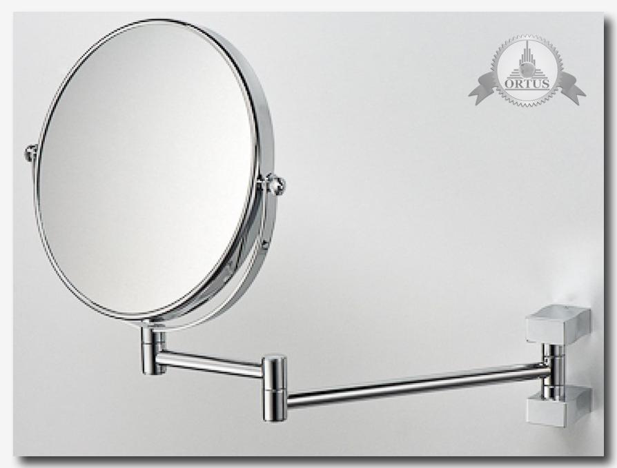 Косметическое зеркало с подсветкой – аксессуары для ванной