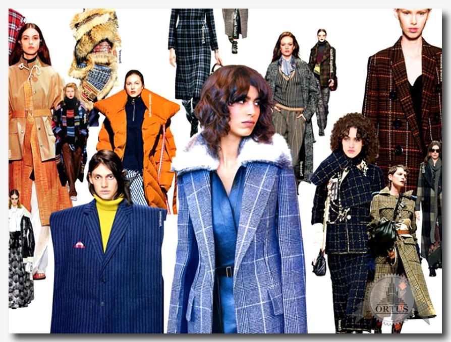 Модные тенденции осени в онлайн-каталоге женской одежды на информационном торговом портале Ортус Глобал