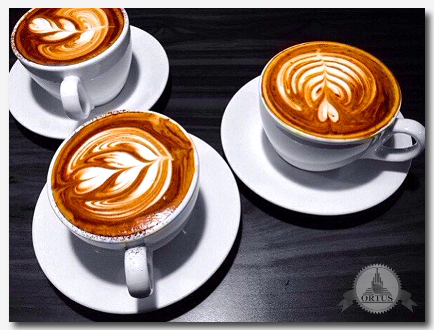 Работа бариста: интересно оформлять кофейные напитки,  как стать успешным специалистом - советы от консультанта информационного портала Ортус Глобал: https://ortus-global.com/blog/rabota-barista